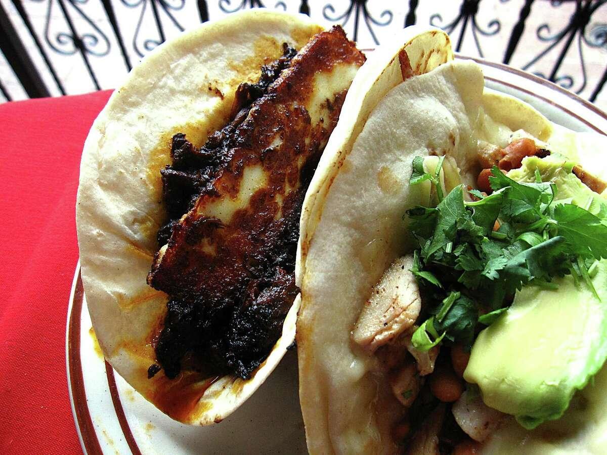 Viva Villa Taquería, 905 Dolorosa St., from 11 a.m. to 1 p.m. for $1.50 mini pastor street tacos, mini bistec street tacos.