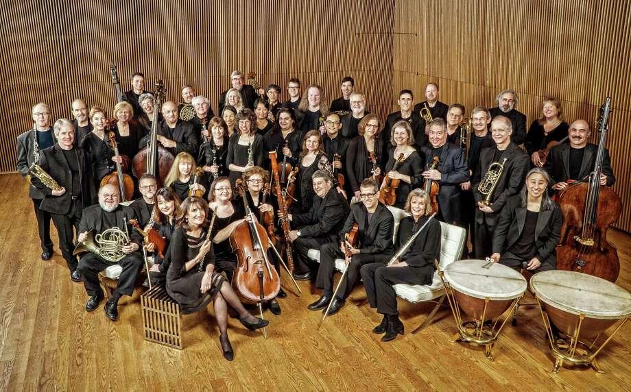 The Orchestra of St. Luke's (photo by Matt Dine)