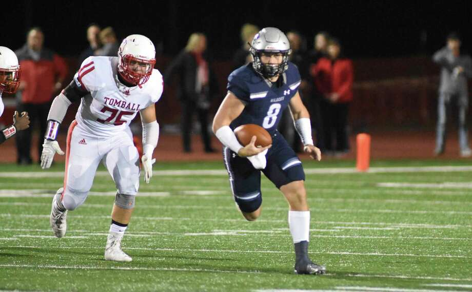 Tomball Memorial will move up to Class 6A for the 2018-20 UIL realignment, leaving behind district rival Tomball in Class 5A. Photo: Tony Gaines/ HCN, Photographer