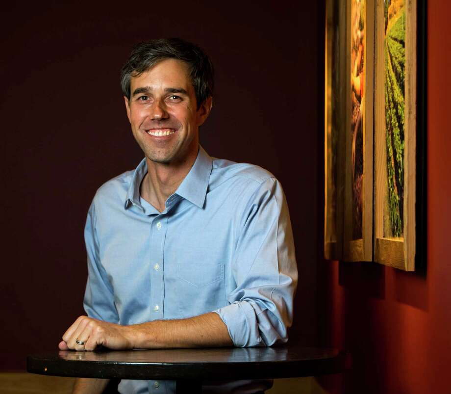 Democratic Primary Election: United States Senator: Beto O'Rourke (D) Photo: Annie Mulligan, Freelance / @ 2017 Annie Mulligan & the Houston Chronicle