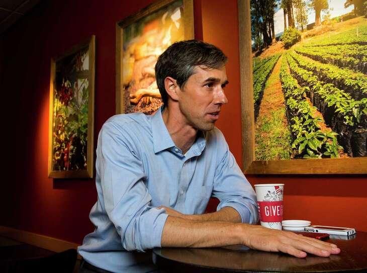 Democrat U.S. Rep. Beto O'Rourke has been barnstorming across Texas, wooing voters, declining PAC money and aiming to unseat GOP U.S. Sen. Ted Cruz.