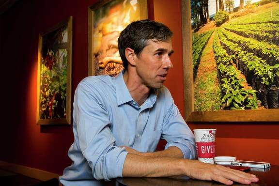 Democrat U.S. Rep. Beto O'Rourke has been barnstorming across Texas, wooing voters, declining PAC money and aiming to unseat GOP U.S. Sen. Ted Cruz.