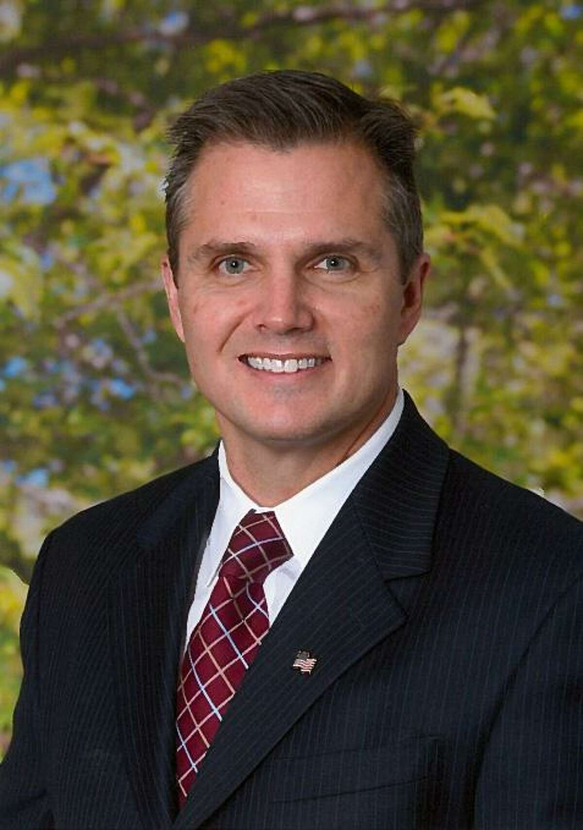 File photo of John Barile, Brookfield superintendent
