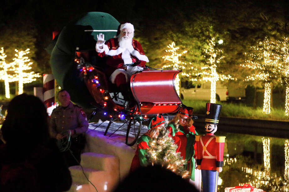 The Woodlands Township To Host Lighting Of Doves