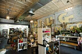 Serendipity Road is a new a boutique at 215 E. Main St. that carries Michigan products. (Katy Kildee/kkildee@mdn.net)