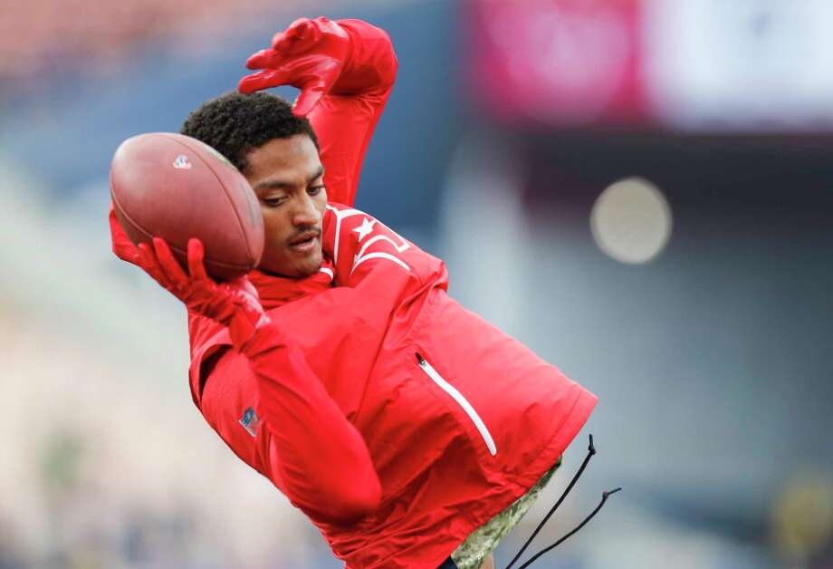 The Texans showed their faith in cornerback Kevin Johnson by picking up a fifth-year option on his contract. Photo: Brett Coomer, Houston Chronicle / © 2017 Houston Chronicle