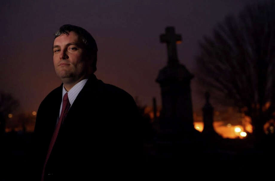 Brett Talley in 2014. Photo: Washington Post Photo By Matt McClain / The Washington Post