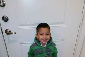 Three-year-old Rene Blancas Jr. died from a single gunshot wound. Witnesses reported the suspect fled in a 2006 Beige or Gold Honda Civic with a tint eyebrow on the front windshield.