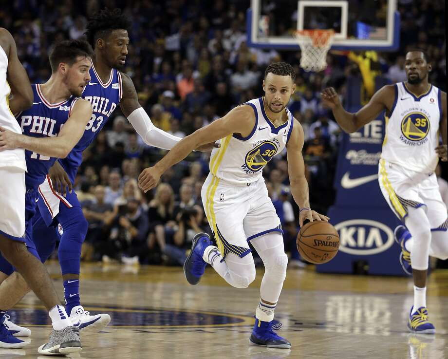 cc997bf59c0 Warriors game day  Can Golden State bounce back vs. 76ers  - SFGate