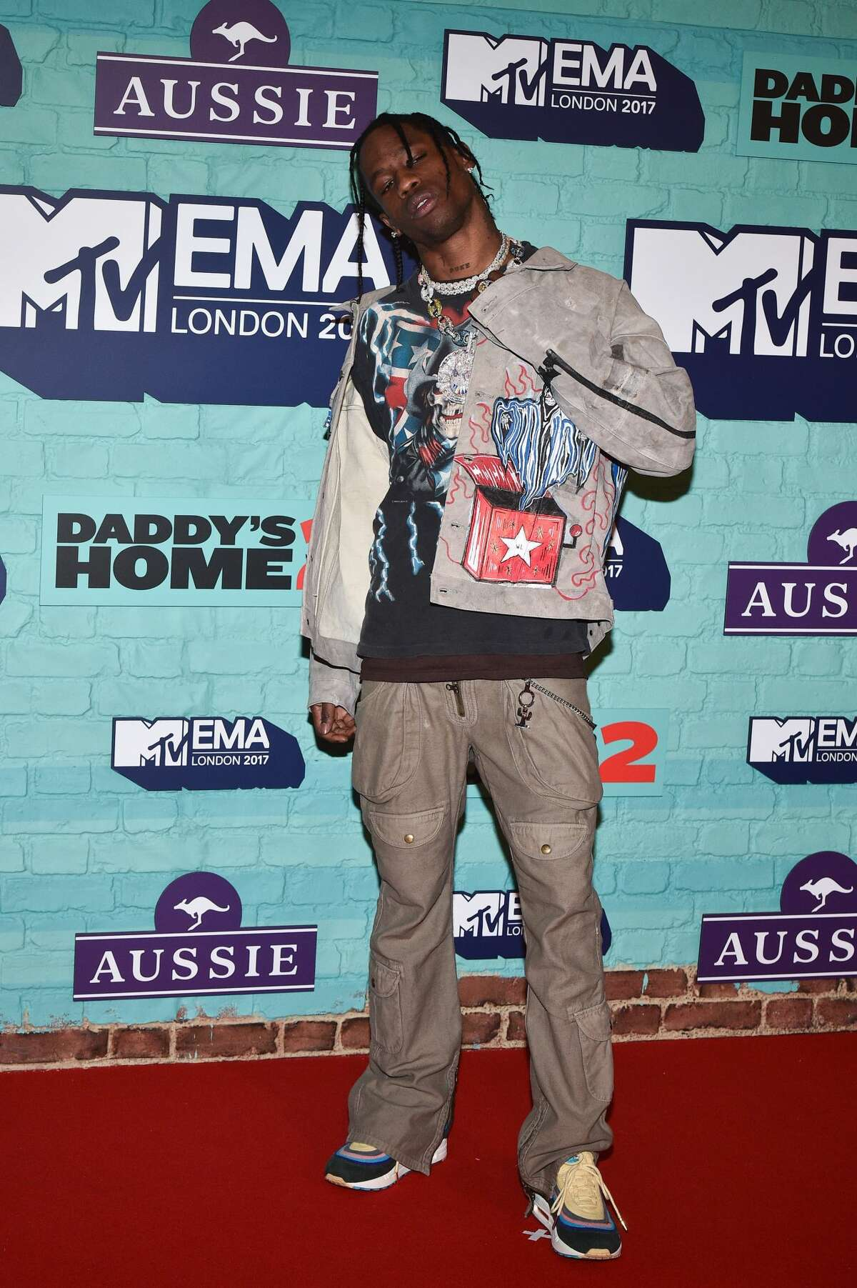 Best:The outfit is totally Travis Scott and that's all we can hope for out of this celebrity.