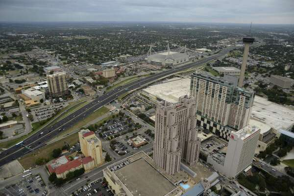 """The Treasury Department named 24 census tracts in the San Antonio area to become """"opportunity zones"""" under the $1.5 trillion tax overhaul President Donald Trump signed into law in December."""