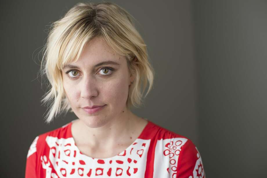 "In this Oct. 6, 2017 photo, Greta Gerwig poses for a portrait in New York to promote her film, ""Lady Bird."" Gerwig, a Sacramento native, filmed many of the scenes and backdrops in ""Lady Bird"" in Sacramento.Click through this gallery to see the Sacramento landmarks featured in the film that you can visit in real-life.  Photo: Scott Gries, Associated Press"