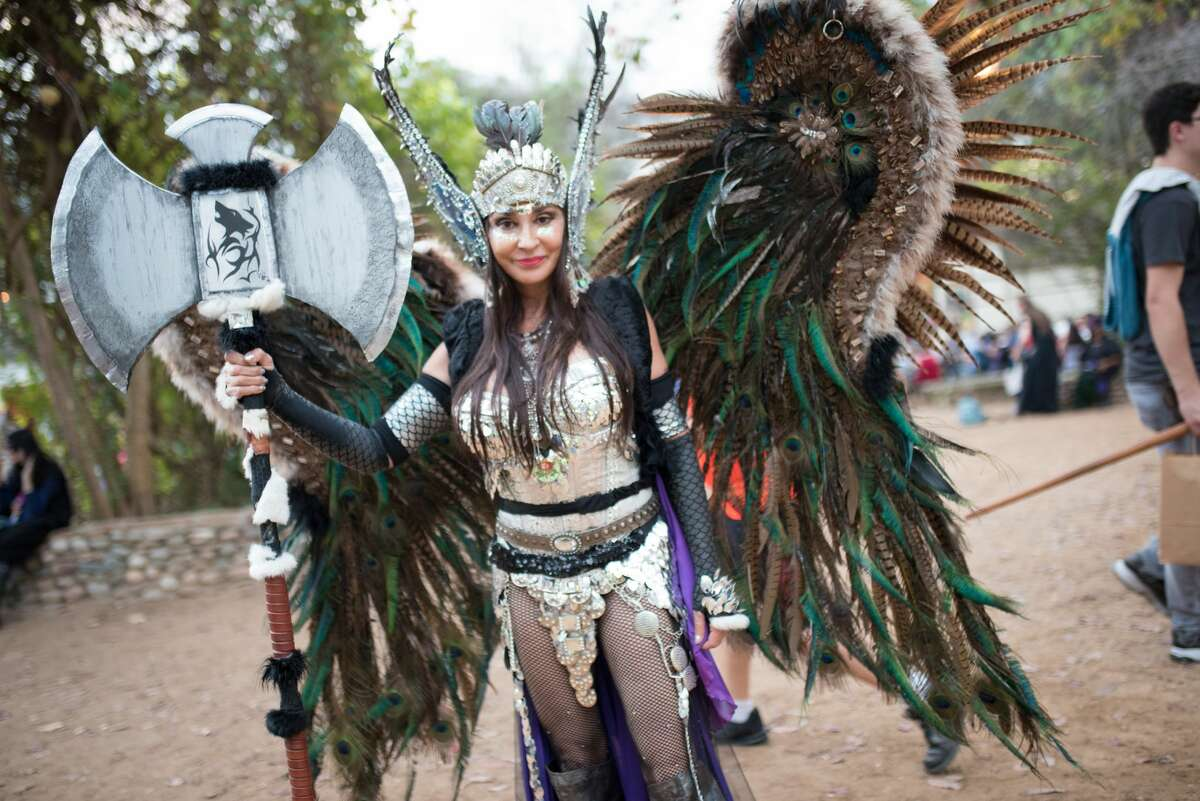 PHOTOS:The early days of the Texas Renaissance FestivalBased an hours drive north of Houston in Todd Mission, Texas, the festival is the largest Renaissance themed-event in the nation, attracting more than half a million visitors each year.>>>See more for a look back at the iconic festival...