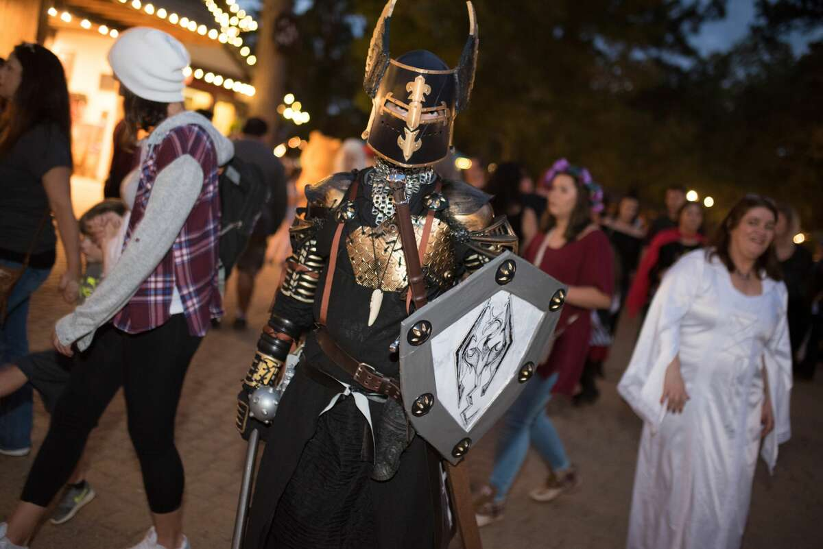 This weekend the Texas Renaissance Festival debuted its newest themed weekend, dubbed