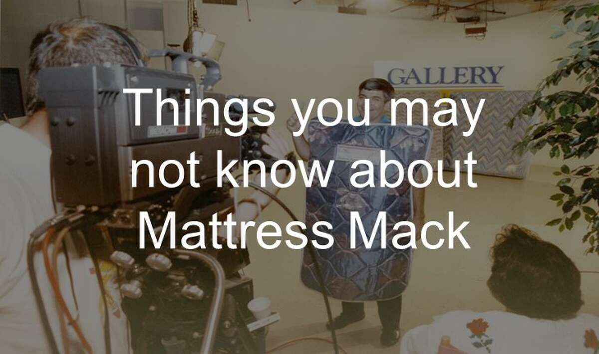 Learn some things you may not know about Mattress Mack in the gallery ahead.