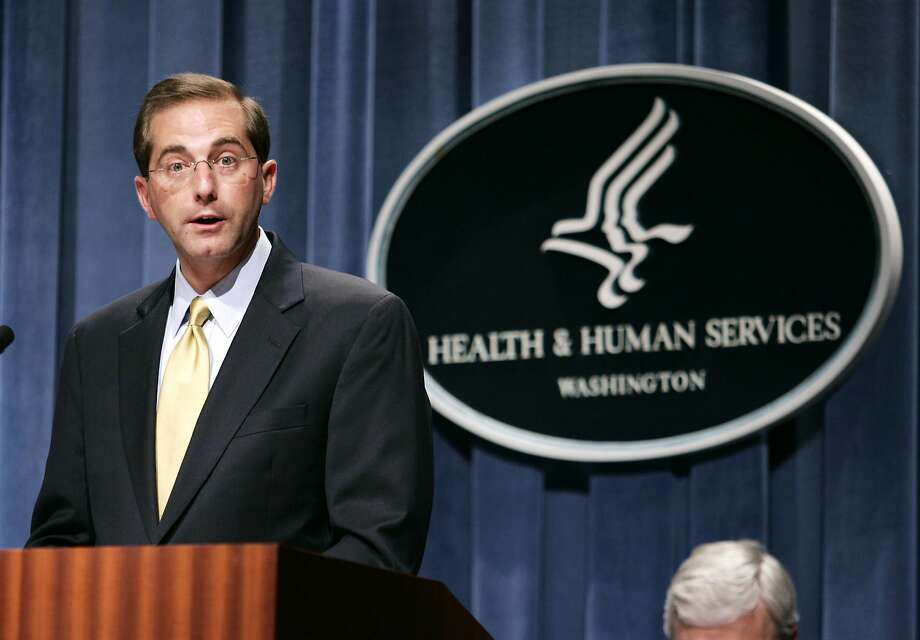 Who Is Alex Azar, Trump's Pick For HHS Chief?
