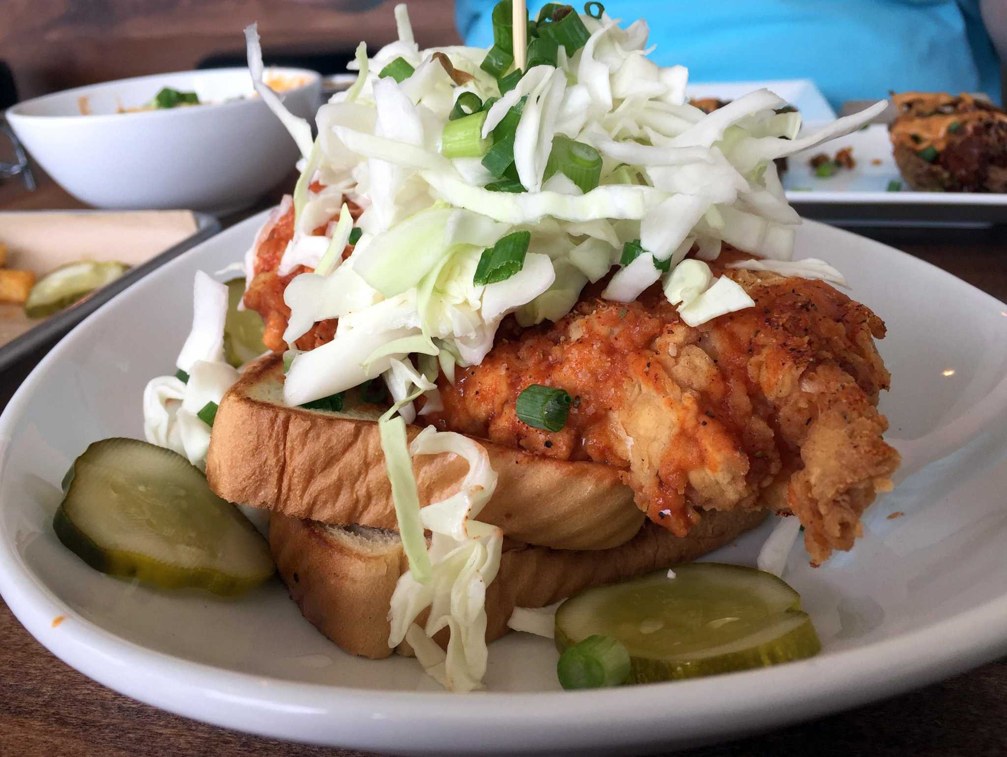 Review New Tobin Hill restaurant on point with upscale diner fare