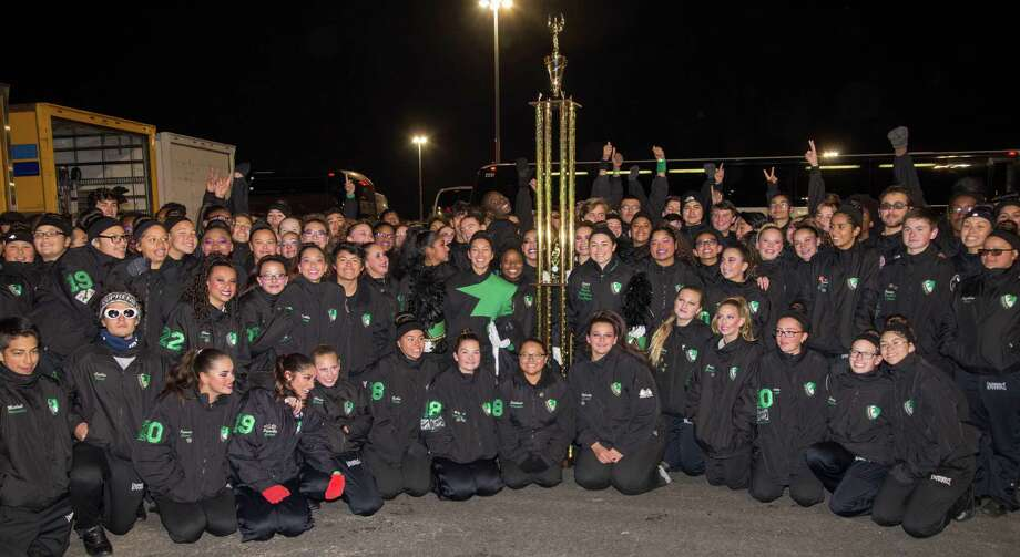 The Norwalk High School Marching Band won the U.S. Bands Natinal Championships Saturday Nov. 11 at Met Life Stadium in Eats Rutherford, New Jersey. Photo: Contributed Photo / Contributed Photo / Norwalk Hour contributed
