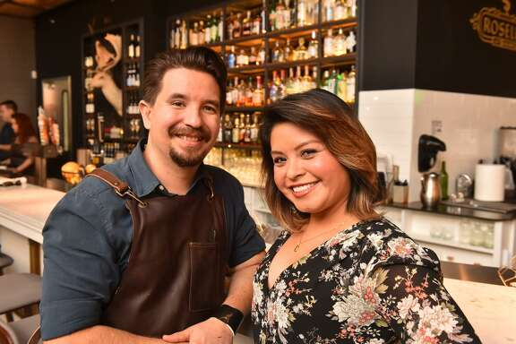 The couple enjoys volunteering for Houston Street Charities because of the nonprofit's emphasis on supporting children's charities. They also say the organization treats its volunteers very well.