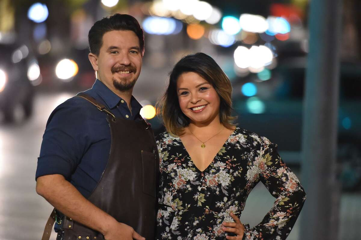 Claudia Rubio and Jesse Torres are two long-time volunteers with Houston Street Charities, the nonprofit that hosts the San Antonio Cocktail Conference and other events.