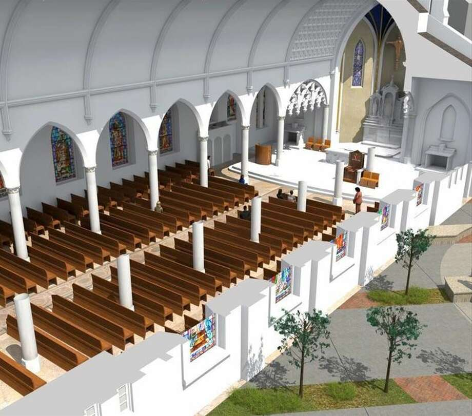 The renovation project focuses on taking care of the most pressing needs the cathedral has as well as keeping with cathedral specifications. Photo: Courtesy