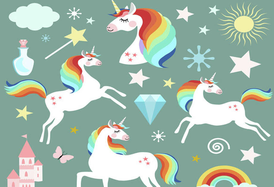 """The Children's Museum of Houston is inviting unicorns to enter the mortal realm for a day filled with warm hugs and rainbows beginning at 11 a.m. Saturday, Nov. 25. Children young and old areinvited to pet the miniature """"Unicorns."""" Photo: Courtesy Photo"""