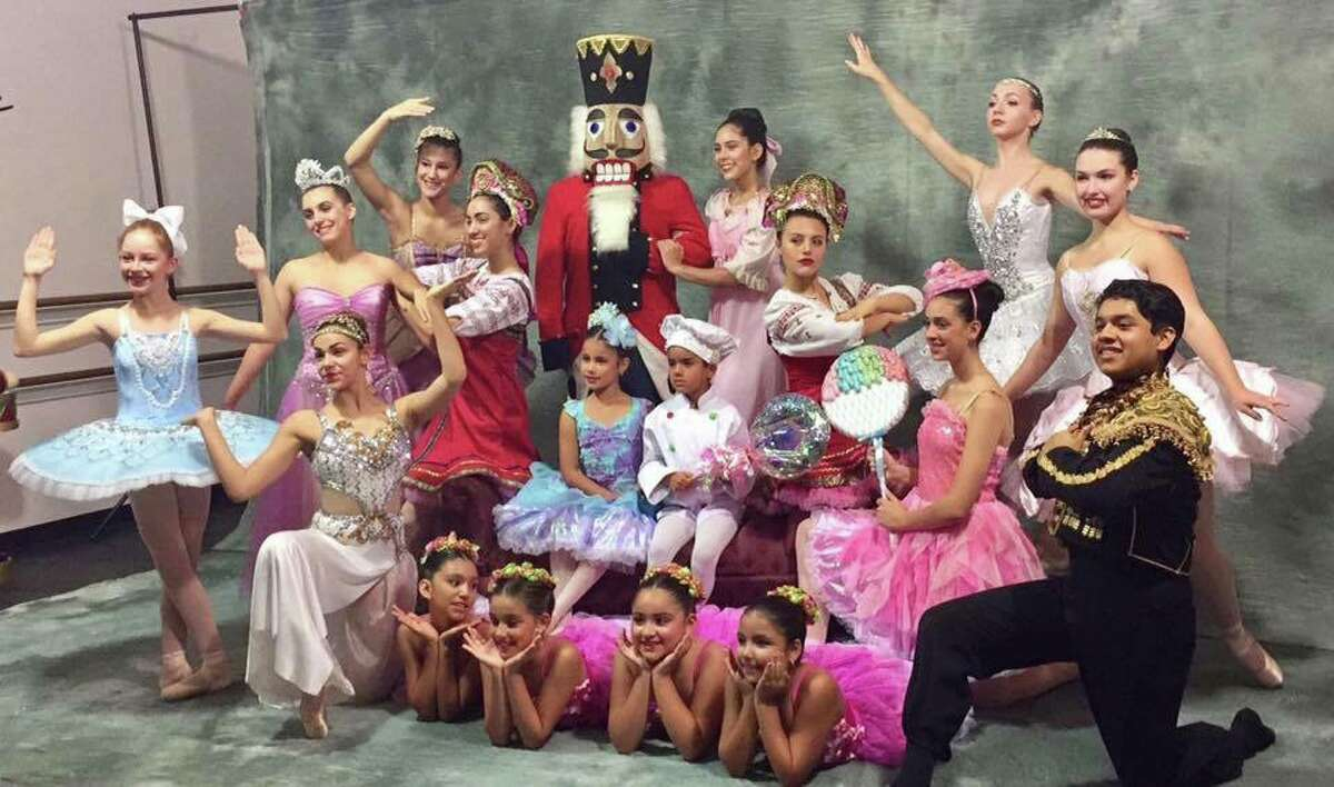 The Sugar Plum Fairy and her Cavalier will pirouette into Harvest Green on Sunday, Dec. 3, from 3 to 4:30 p.m. for a free performance by dancers of In Tempo Dance Ensemble of
