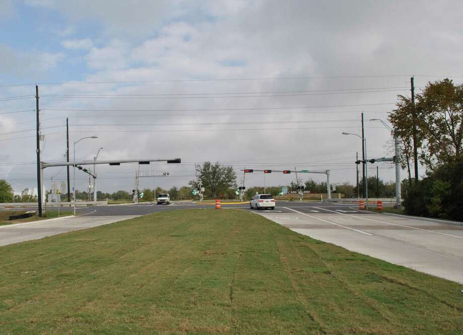 The master-planned community of Cane Island in Katy now is accessible from Interstate 10. Photo: Cane Island