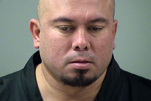 Lorenzo Gatica, 35, allegedly shared a naked photo of his ex-wife with her daughter and her relatives.