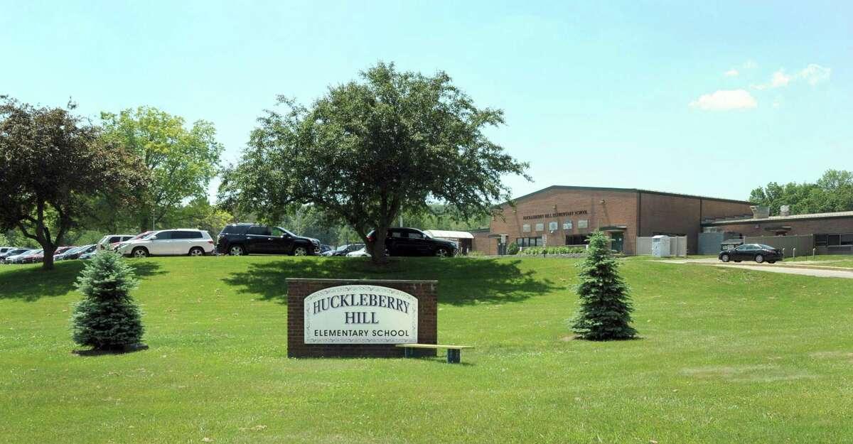 Huckleberry Hill Elementary School in Brookfield, Monday, june 12, 2017.