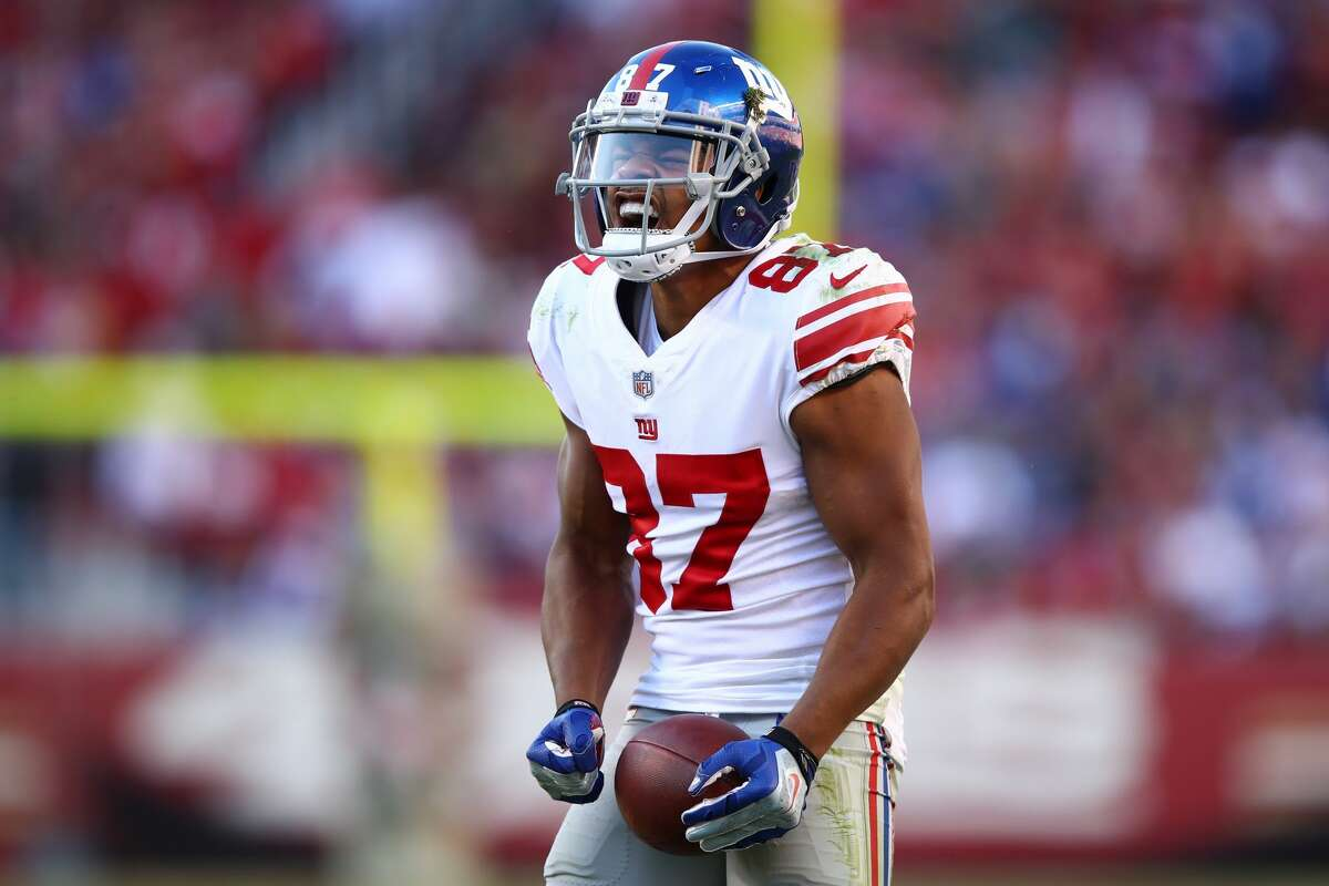 32. New York Giants (1-8)Previous: 30 Sterling Shepard did everything he could, but it wasn't enough to keep the imploding Giants from falling to the previously winless 49ers.