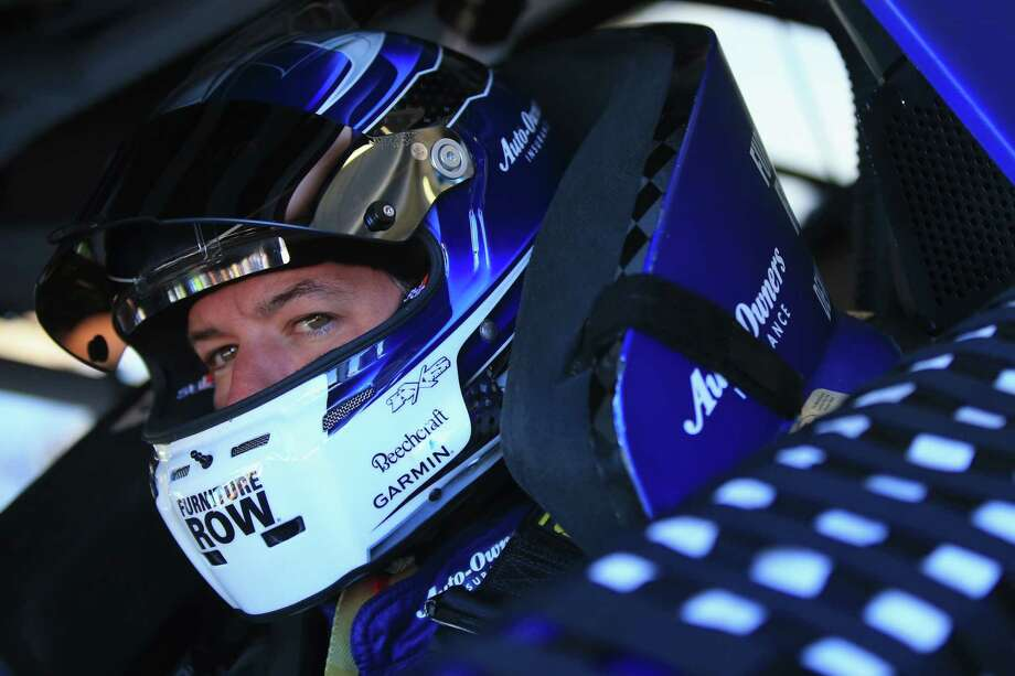 AVONDALE, AZ - NOVEMBER 11:  Martin Truex Jr., driver of the #78 Auto-Owners Insurance Toyota, sits in his car during practice for the Monster Energy NASCAR Cup Series Can-Am 500 at Phoenix International Raceway on November 11, 2017 in Avondale, Arizona.  (Photo by Chris Trotman/Getty Images) Photo: Chris Trotman, Stringer / 2017 Getty Images