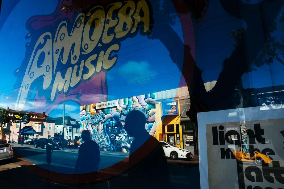 Amoeba Music on Haight Street has been sellling records in various forms — vinyl, cassettes, CDs — since 1997. Photo: Mason Trinca, Special To The Chronicle