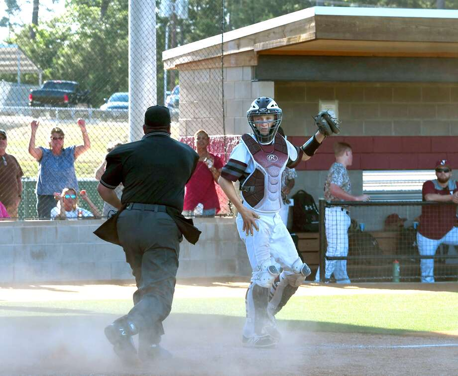 Silsbee High School's Jackson Hardy will sign his letter of intent to play baseball for Angelo State during a ceremony at 2:30 p.m. Wednesday. (Photo provided by Silsbee ISD)