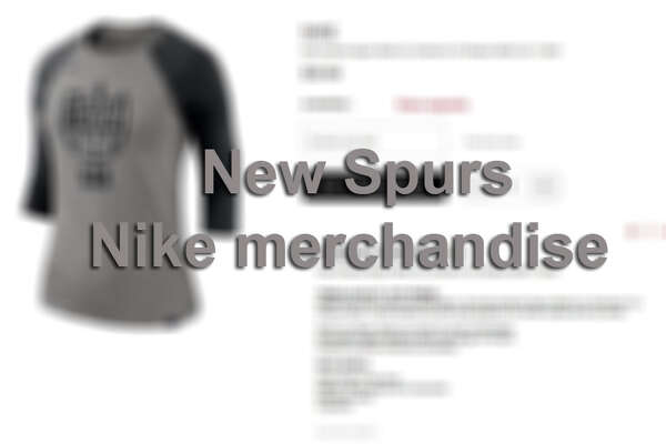 c52db0d0ac2 1of14Click ahead to see all the new Spurs Nike merchandise released for the  2017-18 season.Photo  mySA. 2of14San Antonio ...