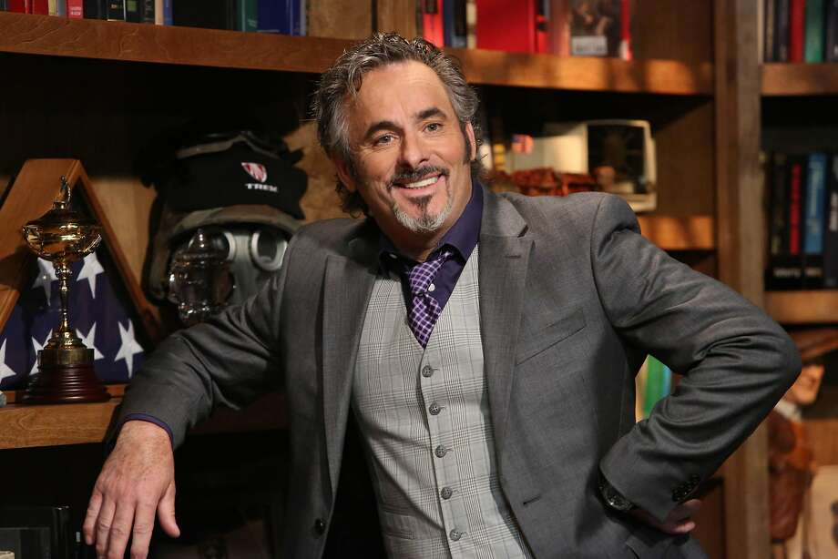 David Feherty's stand-up comedy act is a natural byproduct of his television career, even it got its start by accident. Photo: Jessica Danser/Golf Channel Photo: (Jessica Danser), (Jessica Danser)/Golf Channel
