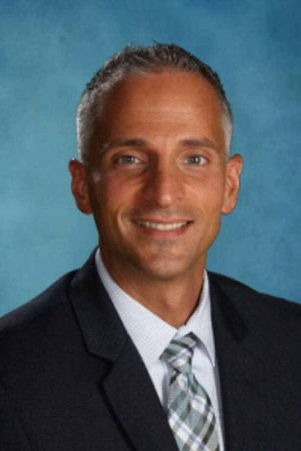 Frank Rizzuto was the principal of East Hampton High School. Photo: Contributed Photo