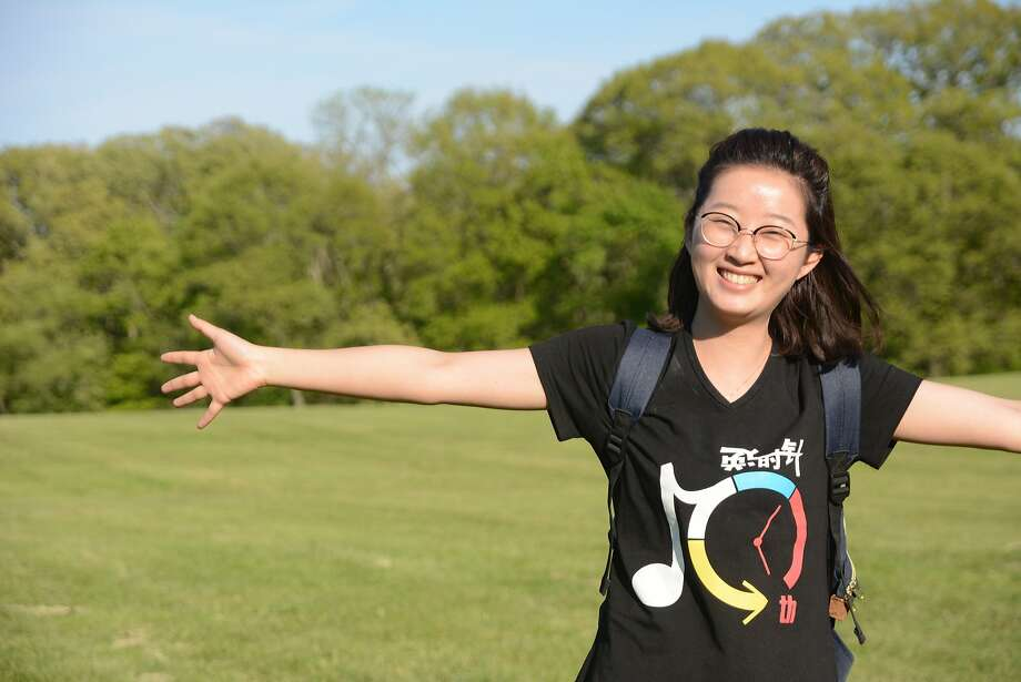 This photo provided by her family shows Yingying Zhang. The 26-year-old visiting scholar at the University of Illinois at Urbana-Champaign, disappeared June 9, 2017. A former graduate student has been charged with kidnapping and killing her. Zhang's body has not been found. (Family Photo via AP) Photo: Associated Press