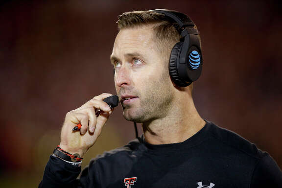 Patience could be running out on Kliff Kingsbury at Texas Tech as he sits 29-31 after nearly five seasons.