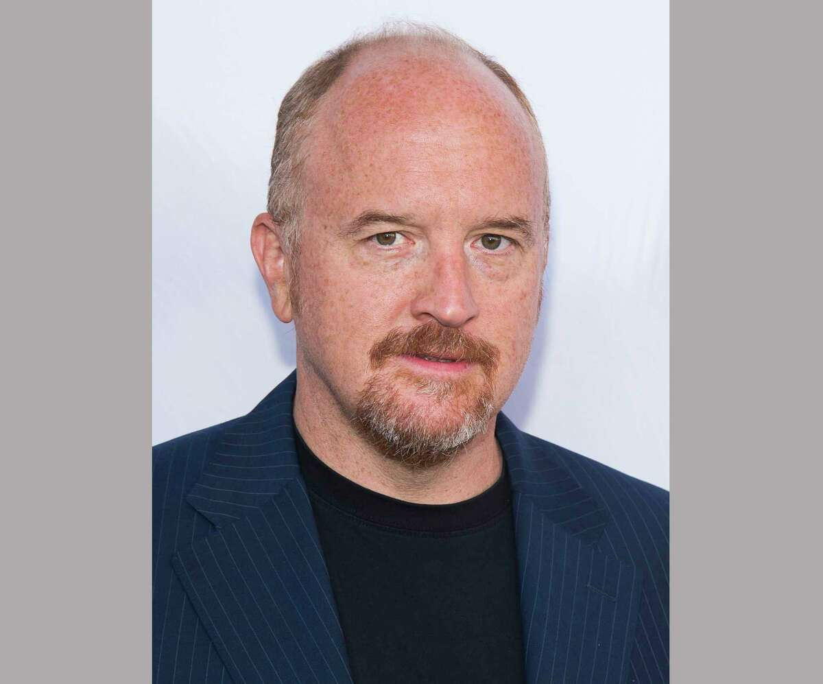 Louis C.K. will perform at the Funny Bone Comedy Club at Crossgates Mall in Guilderland. (Photo by Charles Sykes/Invision/AP)