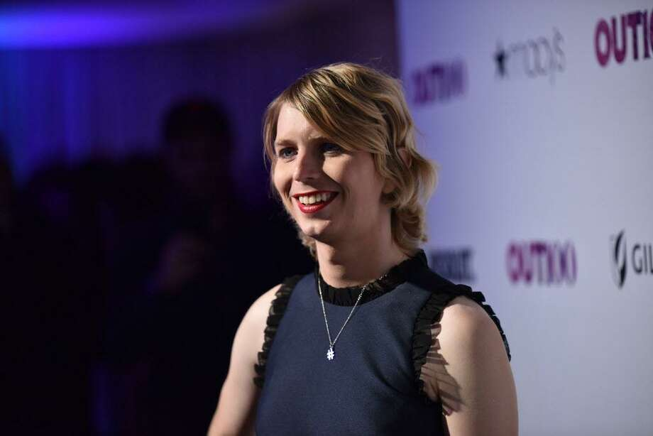 Chelsea Manning Photo: File Photo / 2017 Getty Images