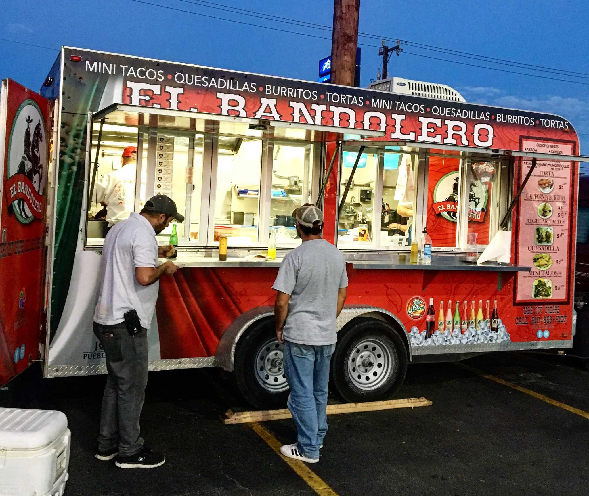 5 Great S A Taco Trucks For National Food Truck Day San