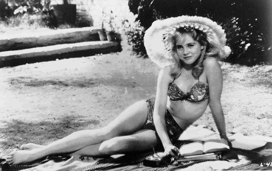 Sue Lyon in 'Lolita' Photo: Handout
