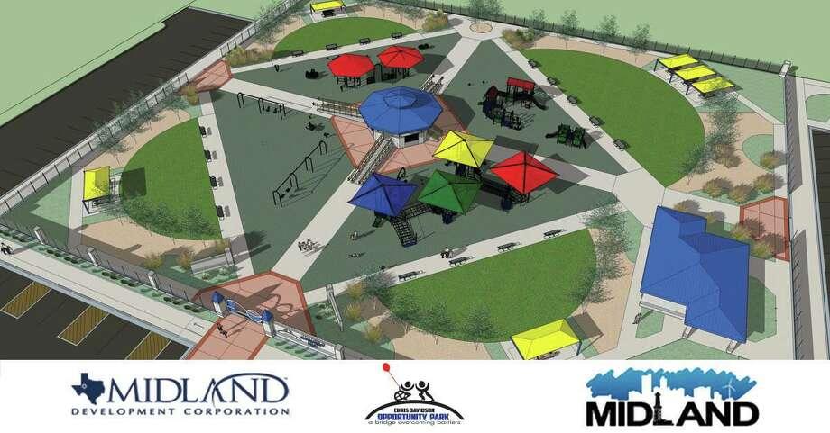 Chris Davidson Opportunity Park rendering Photo: Courtesy Photo