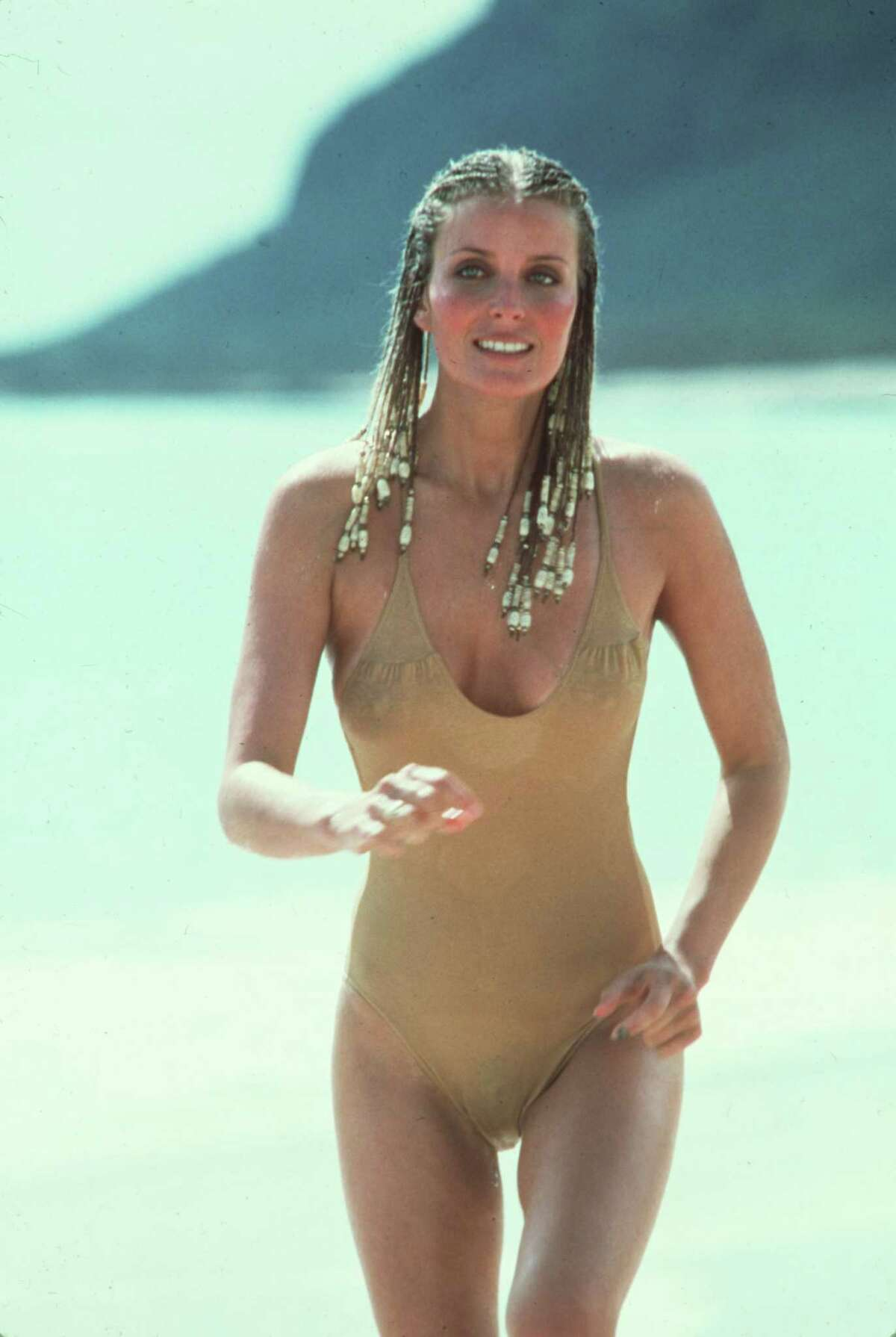 Maurice Ravel's most famous 15 minutes of music was commissioned in 1928 as a ballet score but was hijacked by Bo Derek (pictured) in the hit 1979 comedy when she asked Dudley Moore,