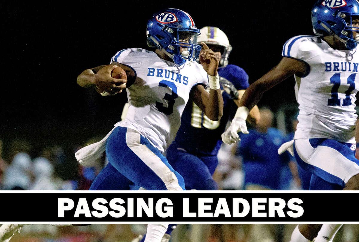 High School Football: Passing leaders for Week 11.