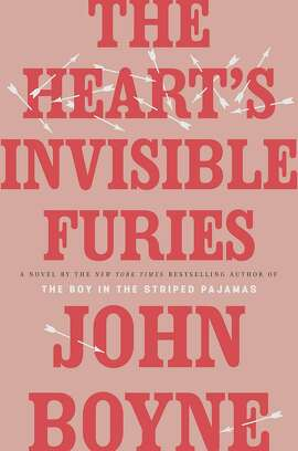 """The Heart's Invisible Furies"""