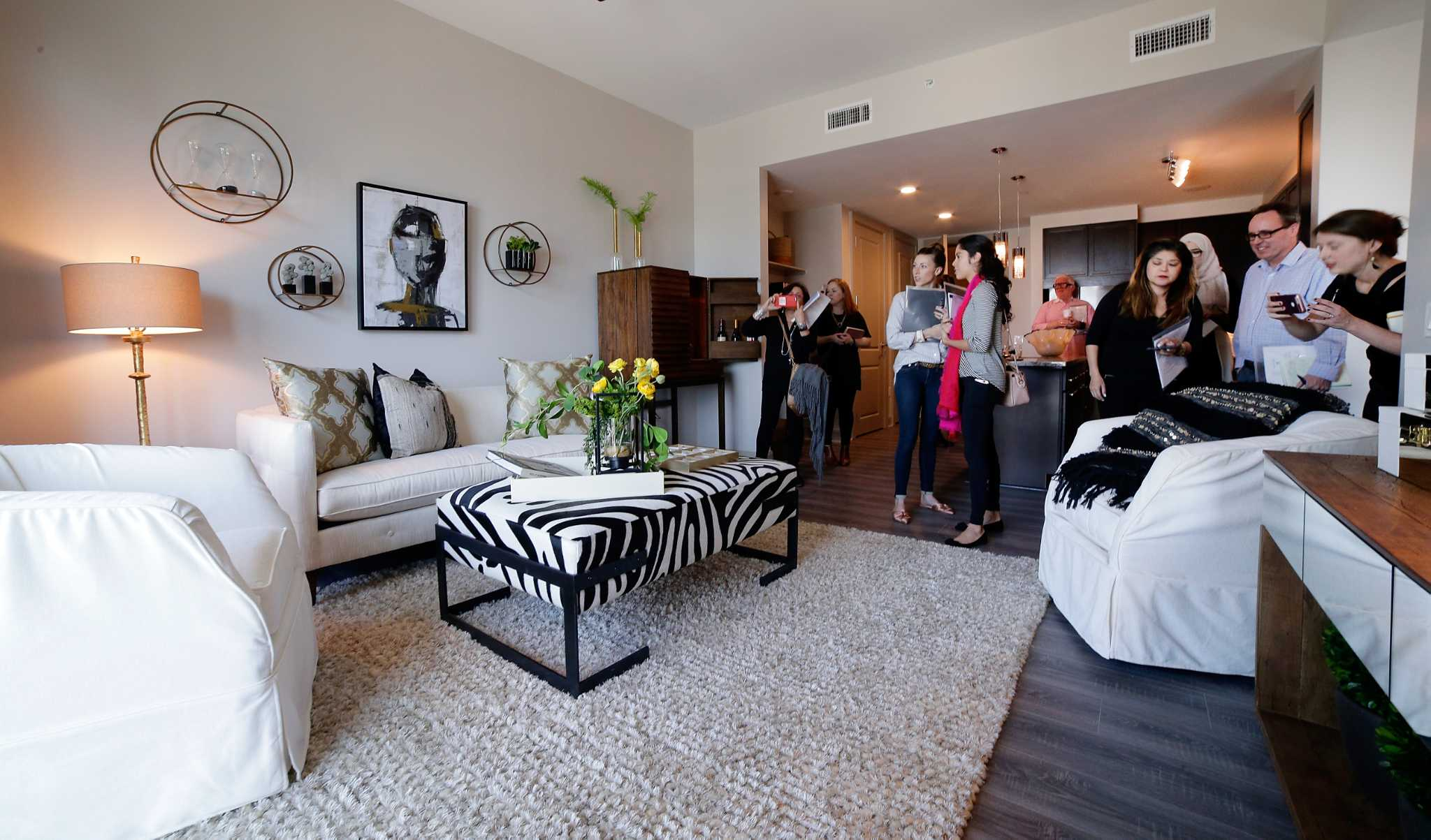 Photos Offer 1st Look Inside Houston's 2nd Hotel ZaZa