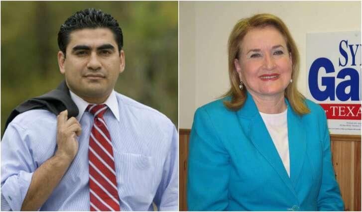 State Rep. Armando Walle andState Sen. Sylvia Garcia