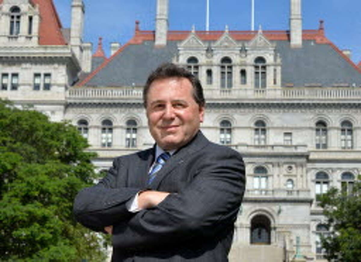 Bruce Roter, a College of Saint Rose professor, has proposed an Albany Museum of Political Corruption. (Times Union archive)
